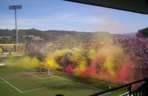 Calcio Serie B 2018 Frosinone-Benevento, test match aspettando il Lecce