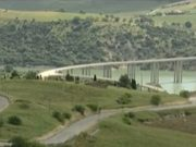 Viadotto del Liscione sorvegliato speciale, chiuso tratto strada statale