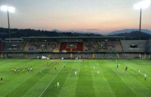 Serie B, Benevento Calcio: date e orari partite ultime 3 giornate di andata