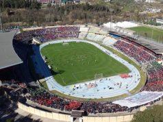 Cosenza-Benevento, info prevendita biglietti settore ospiti