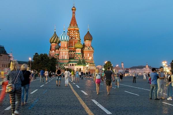 Turismo, stand della Regione Campania al MITT Mosca 2019